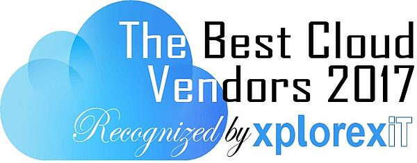 xplorexIT Best Cloud Provider Logo